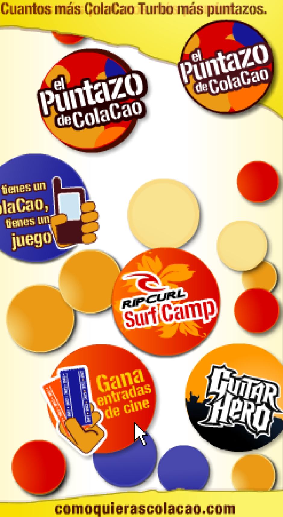 Colacao banner