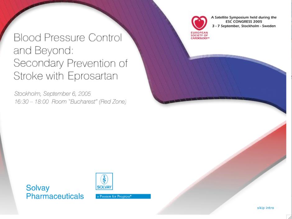 European Society of Cardiology CDROM